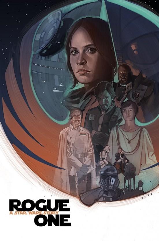 star wars force awakens phil noto