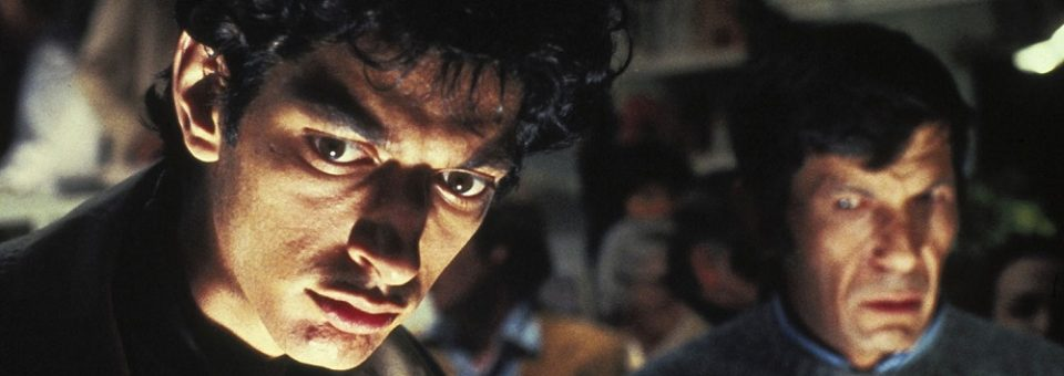 Jeff Goldblum…uh…King of….um….Sci-fi?