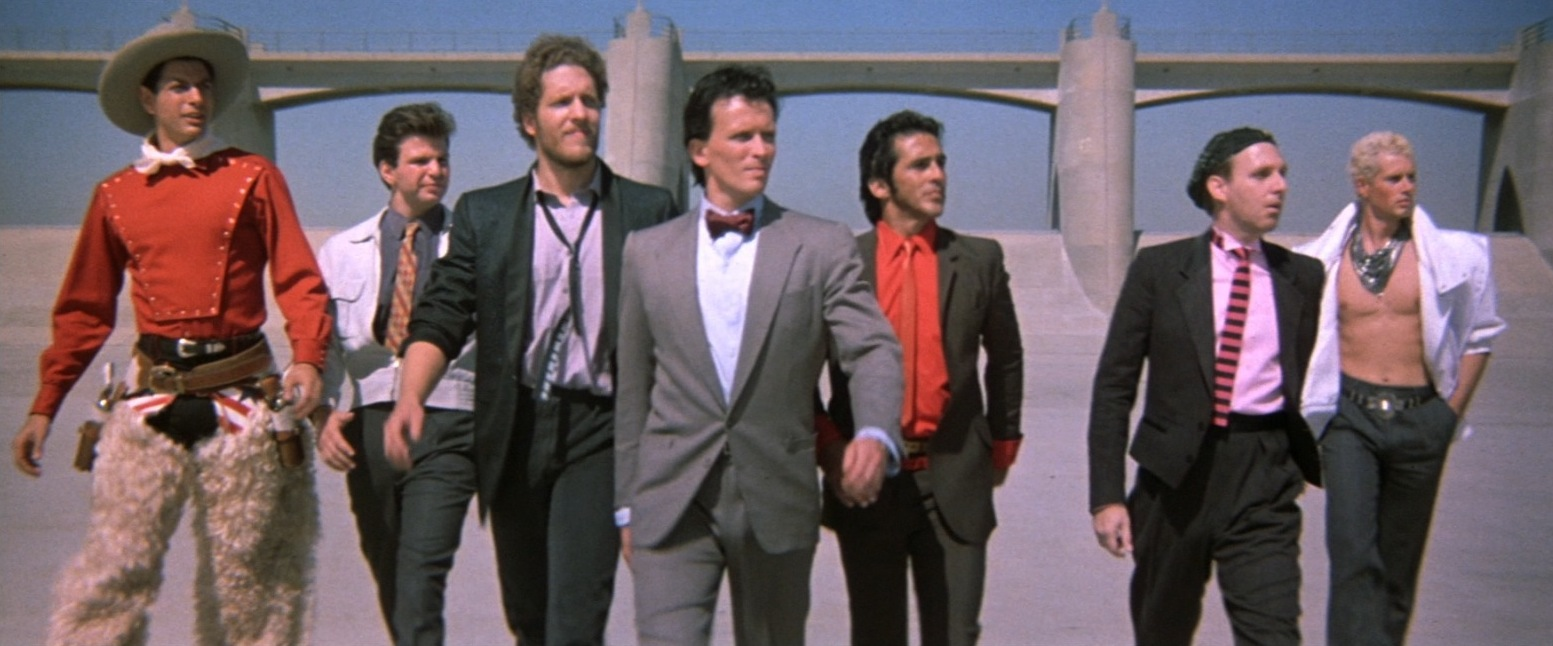 Kevin Smith Is Working On A Buckaroo Banzai Tv Show Live