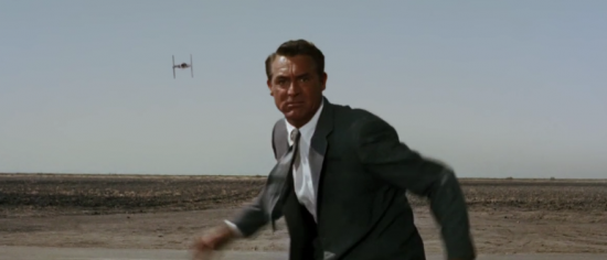 north by northwest star wars