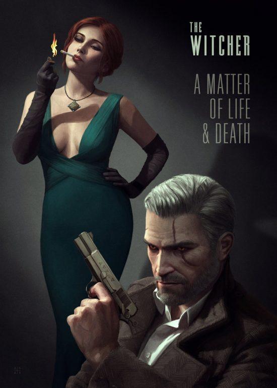 the_witcher___a_matter_of_life_and_death__modern__by_astoralexander-da77jig