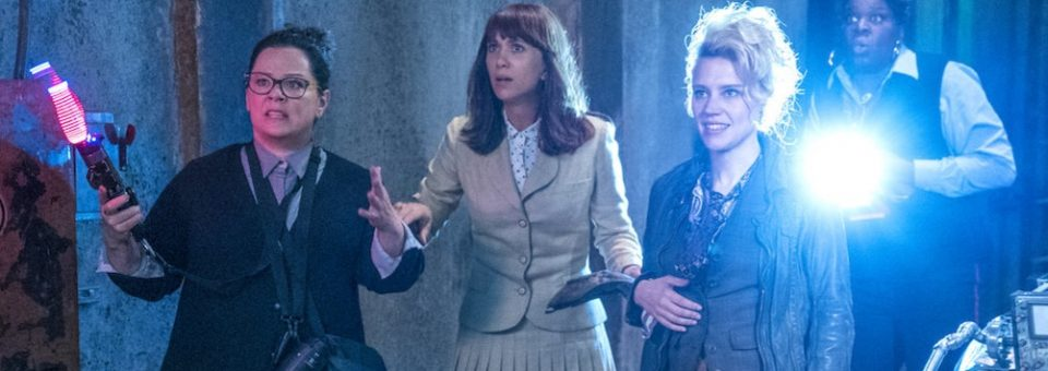 Review: Ghostbusters – Fighting sexism with sexism
