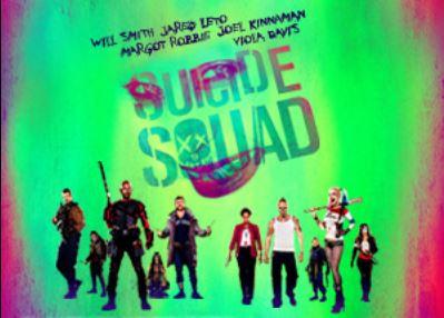 Suicide Squad in Singapore