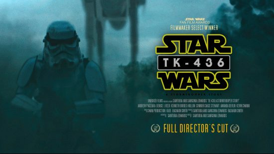 TK-436 A Stormtrooper Story poster