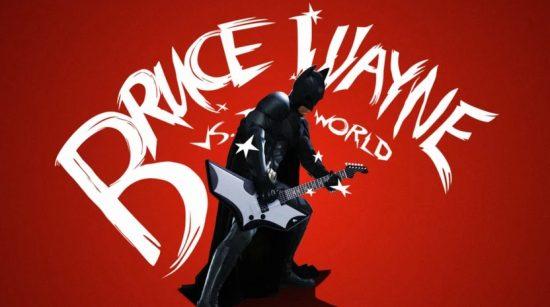 bruce wayne vs the world