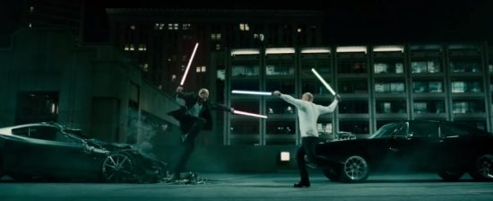 fast and furious star wars