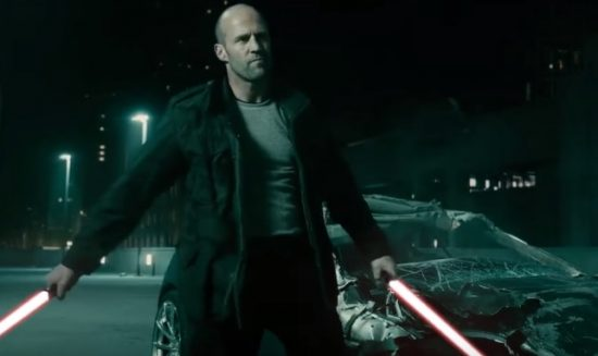 fast and furious star wars statham