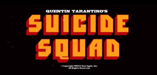 quentin tarantino suicide squad