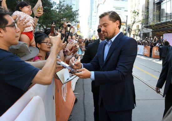 "2016 Toronto International Film Festival - ""Before The Flood"" Premiere"