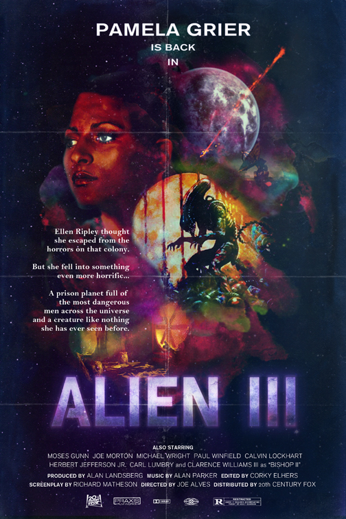 Cool Art What If Pam Grier Was Ripley In The Alien Films