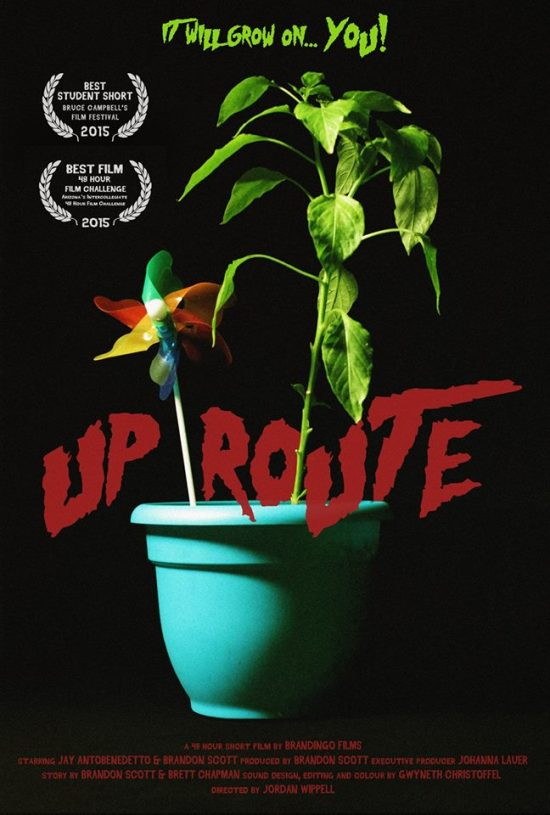 up-route