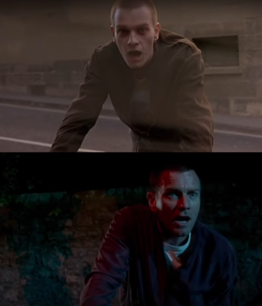 video essay trainspotting vs t trainspotting live for films t2