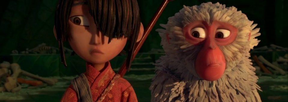 LAIKA's Head of Puppets, Georgina Hayns, talks about Kubo and the Two Strings