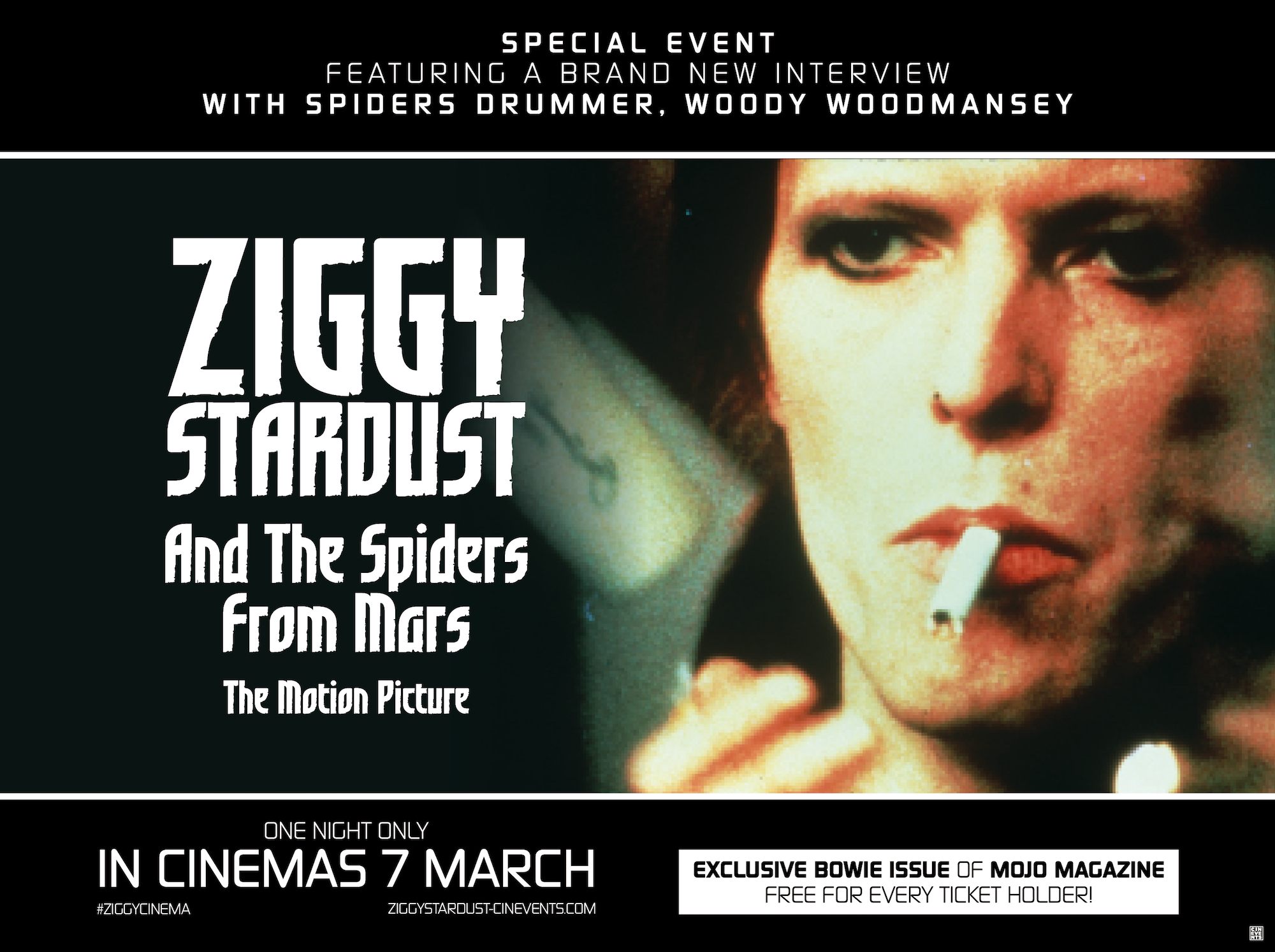 Ziggy stardust and the spiders from mars 1973 - imdb
