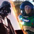 Cool Short: Darth Vader vs Buzz Lightyear