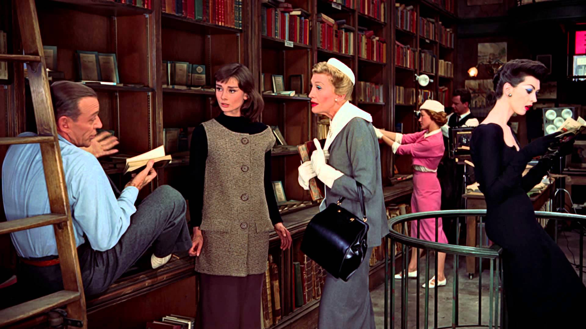 movie review funny face There are pictures about the existence of which you know from the very childhood those are masterpieces of the last century which have been still living nowadays.