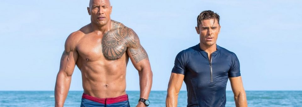 """Blu-ray Review: Baywatch – """"Delightfully silly, completely absurd"""""""