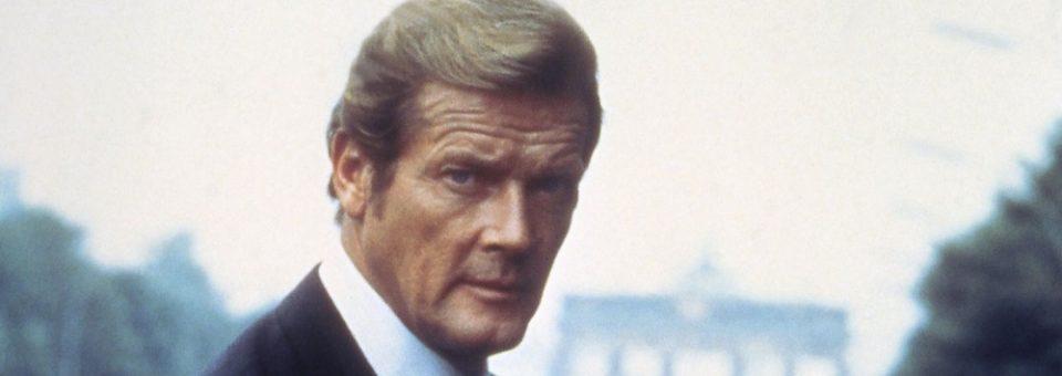 Sir Roger Moore has passed away