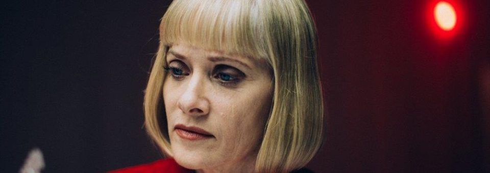 Barbara Crampton talks exclusively about her latest film Replace