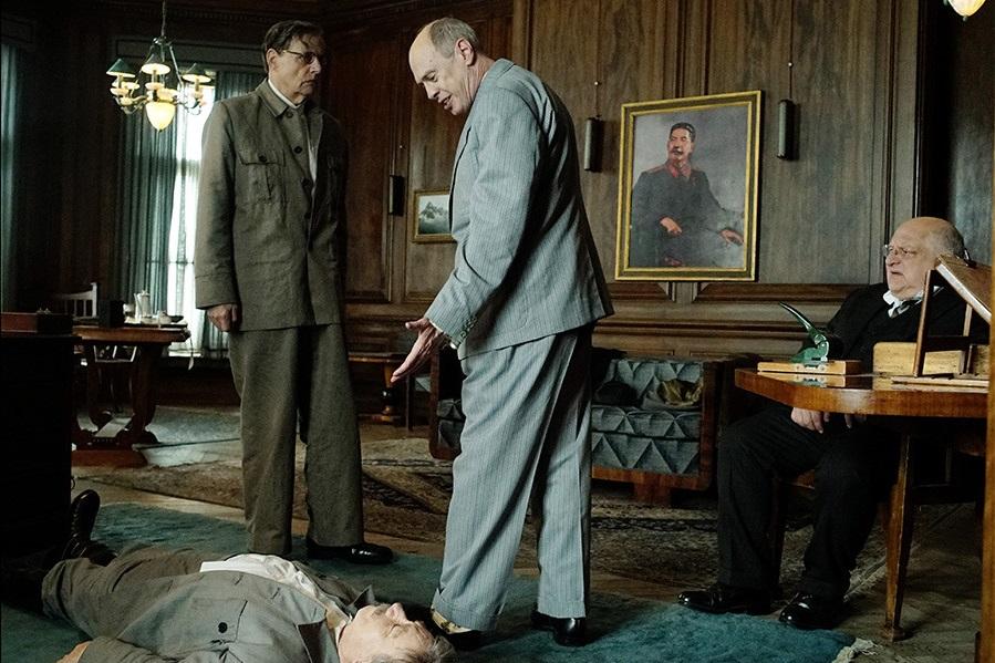 Death Of Stalin Film
