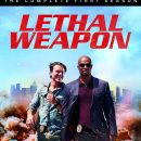 """""""I'm too full for this sh*t"""" – Lethal Weapon: The Complete First Season and beer and burgers"""