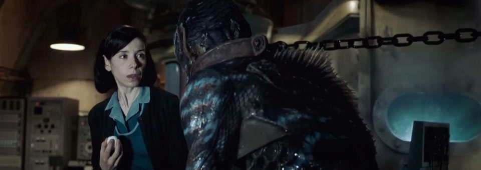 """London Film Festival Review: The Shape Of Water – """"A dazzling achievement"""""""
