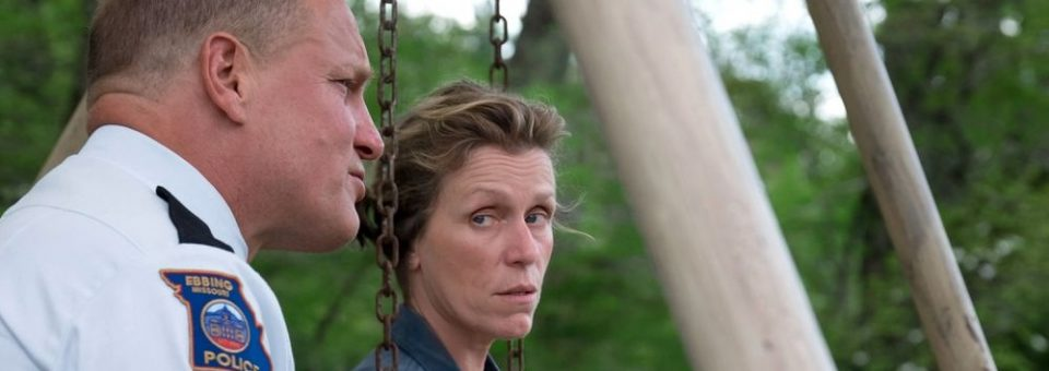 "London Film Festival Review: Three Billboards outside Ebbing, Missouri – ""A masterpiece"""