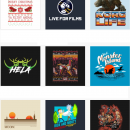 There is a sale on at the Live for Films T-Shirt store. Up to 40% off