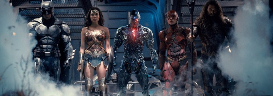 Some thoughts on why Justice League was never going to be good enough