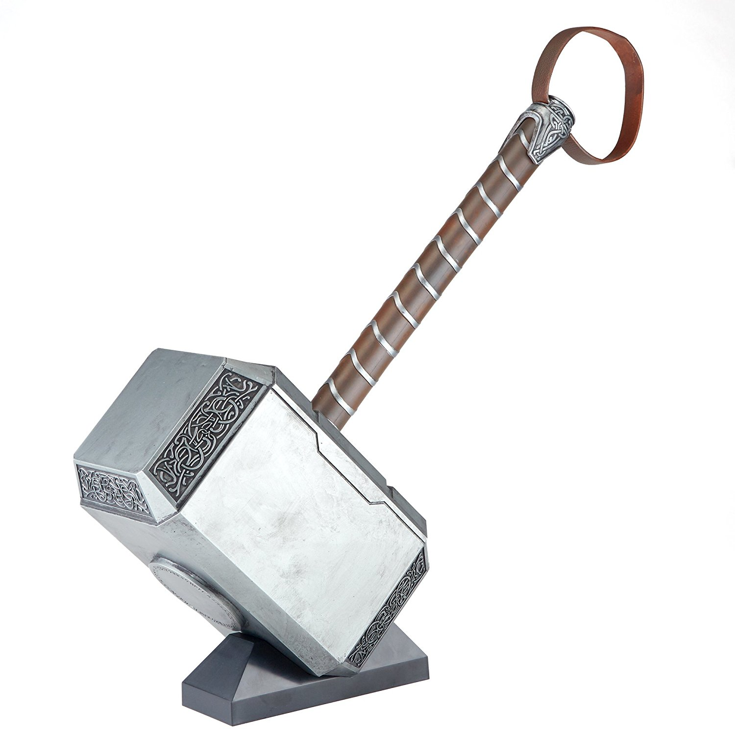 toy review mjolnir electronic hammer thor and hulk