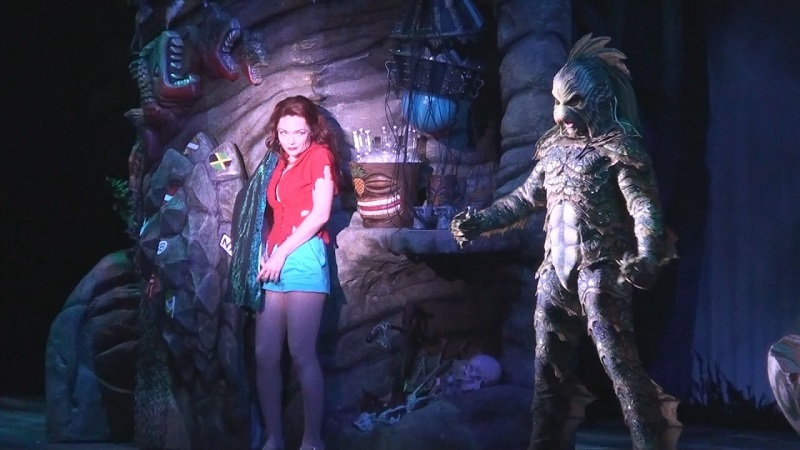 Watch the Creature from the Black Lagoon: The Musical | Live