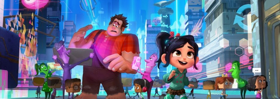 The Random: Wreck It-Ralph 2, Monsters, Enchanted 2, The Goldfinch, Jason Statham, Watchmen, Kenobi and more