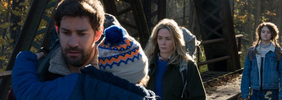Review: A Quiet Place is a Suspense Masterpiece