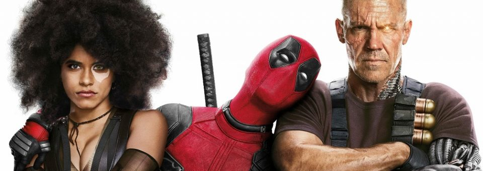 "Review: Deadpool 2 – ""Filthy and fun"""