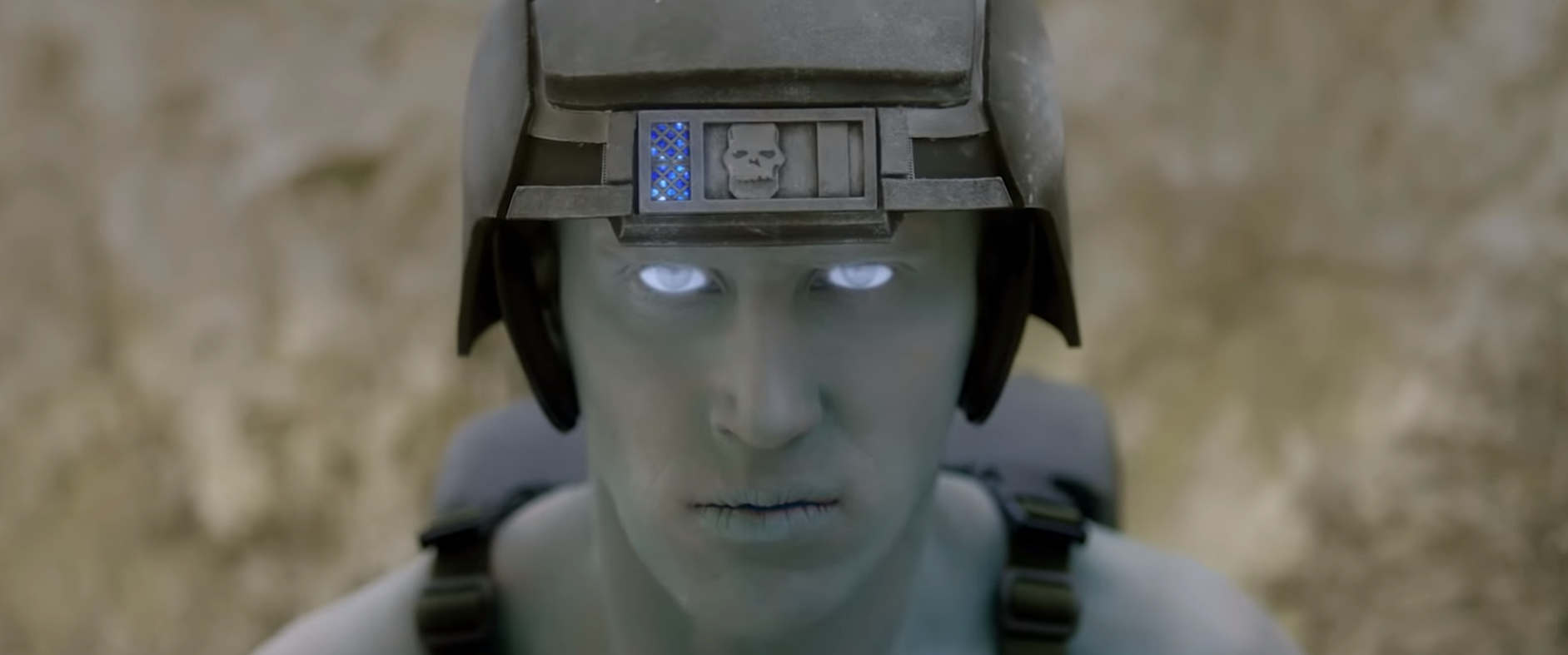 Cool Short – Rogue Trooper: The Quartz Massacre | Live for Films