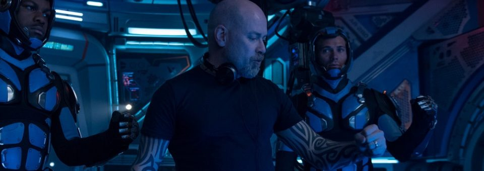 Director Steven S. DeKnight talks about Pacific Rim: Uprising
