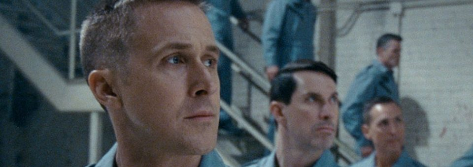 Win First Man on DVD
