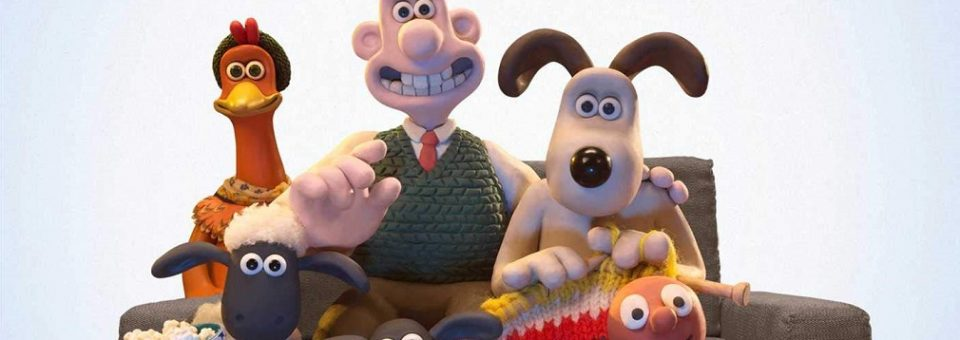 Book Review – Aardman: An Epic Journey: Taken One Frame at a Time