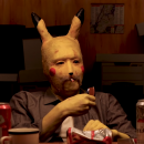 Cool Mashup: True Detective Pikachu