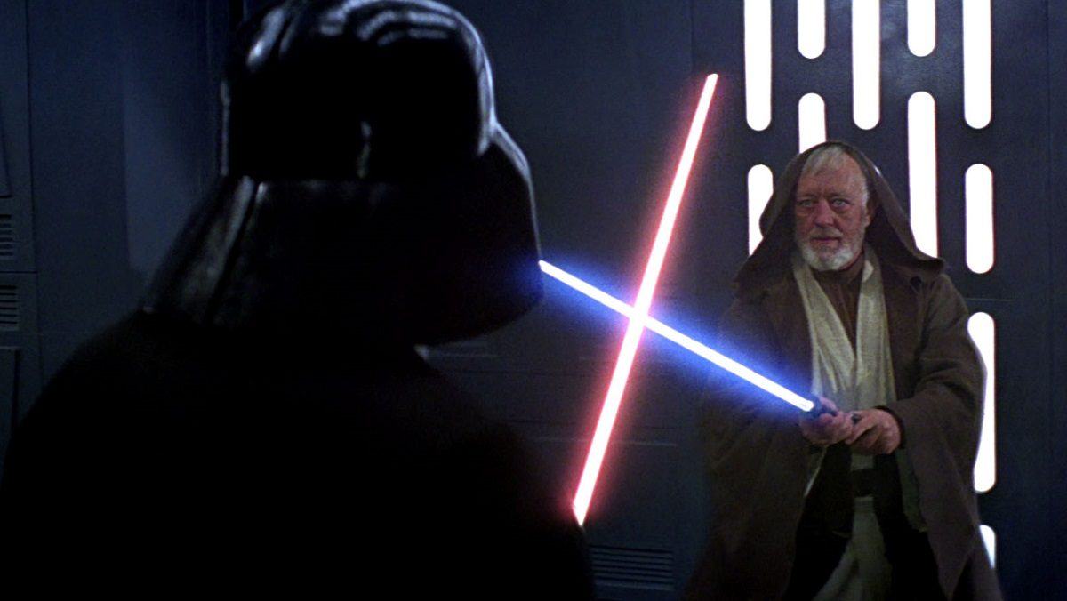 Darth Vader And Obi Wan Kenobi S Death Star Duel Has Been Reimagined In This New Short Live For Films
