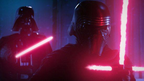 Cool Star Wars Short Force Of Darkness Kylo Ren Vs