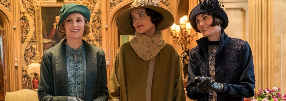 """Review: Downton Abbey – """"Fun, silly, moving, and at times, downright pacy"""""""