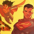 Cool Art: DC Heroes – Rebirth – By Stephen Byrne