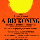 A Reckoning – Watch a film that was long thought lost