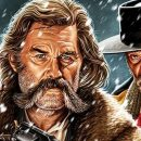 Cool Art: The Hateful Eight by Jason Edmiston