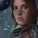 Cool Art: Rogue One by Phil Noto