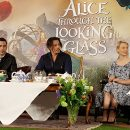 12 things we learned at the mad Alice Through the Looking Glass press conference