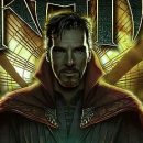 Cool Art: Doctor Strange by Rob Csiki