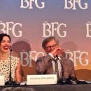 The BFG London Press Conference with Steven Spielberg, Mark Rylance and more