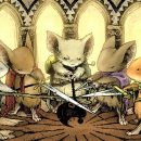 Mouse Guard is getting a live action CG adaptation